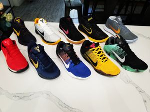 Kobe all size 11 for Sale in BVL, FL
