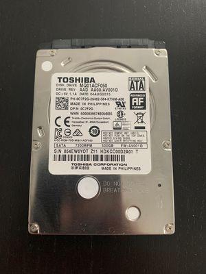 Toshiba 500GB Laptop Hard Drive for Sale in Tamarac, FL