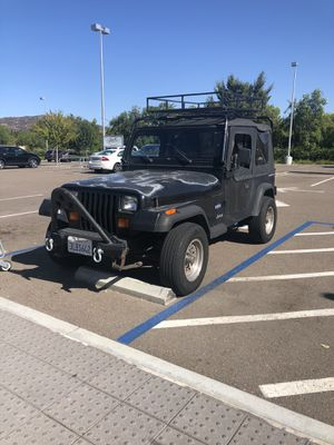 1995 Jeep Wrangler. for Sale in San Diego, CA