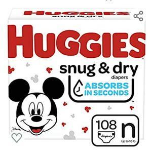 Huggies diapers for Sale in Phoenix, AZ
