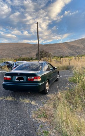 Honda Civic Ex 2000 coupe for Sale in Toppenish, WA