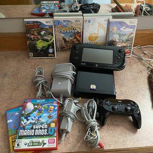 Nintendo Wii U Bundle for Sale in Canton, OH