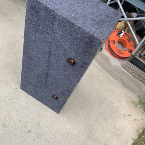 Speaker Box for Sale in Riverside, CA