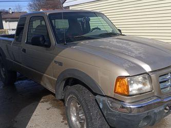 2002 Ford Ranger 4wd for Sale in Garden City,  MI