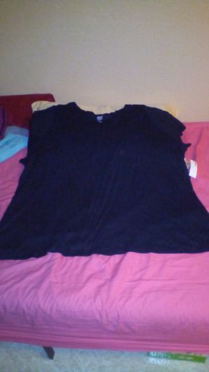 Designer shirt an Avenue name brand new with tag 25.00 will sell for 10.00 or best offer for Sale in Phoenix, AZ