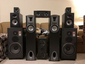 Klipsch, Boston, JBL, Pro Audio, and Micca speakers for Sale in Virginia Beach, VA