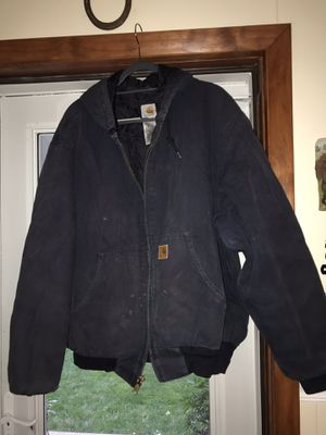Carhartt hooded coat for Sale in Montoursville, PA