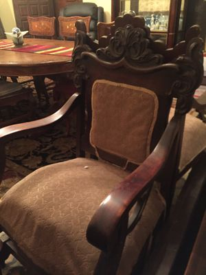 His/Her antique chairs (pair)... for Sale in Brooksville, FL