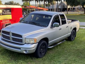 05 ram trade for Jeep or cash for Sale in North Port, FL