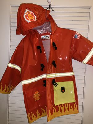 Fireman Raincoat for Sale in Spring Grove, PA