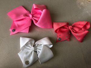 Originial Jojo siwa bows for Sale in Cornelius, OR