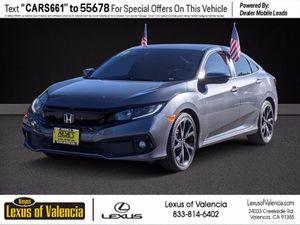2019 Honda Civic Sedan for Sale in Santa Clarita, CA