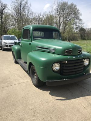 1948 Ford F1 for Sale in Valley City, OH