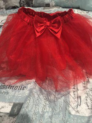 Red tutu for Sale in Norwalk, CA