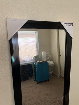 Door mirror. NEW. NEVER USED. with hangers for Sale in Phoenix, AZ