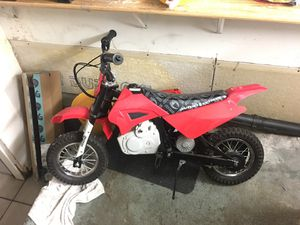 Mini motorcycle max 140 lbs must sell ASAP for Sale in Chicago, IL