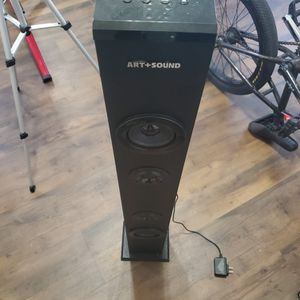 Bluetooth Tower Speaker for Sale in Norfolk, VA
