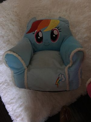 Unicorn chair for Sale in March Air Reserve Base, CA