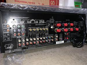 ONKYO AV Receiver TX-SR606 for Sale in Kent, WA