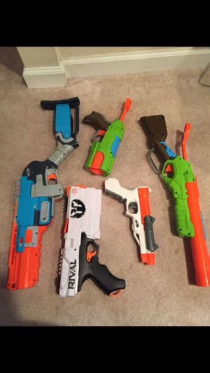 nerf guns for Sale in Woodbridge, VA
