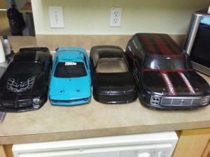 1/10 scale rc bodies for Sale in San Antonio, TX