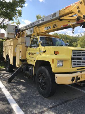 Druga para cortar árboles motor transmission y llantas nuevas 10600$ for Sale in Owings Mills, MD