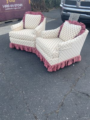 Beautiful vintage sofa chairs for Sale in Santa Ana, CA