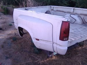 88 - 98 Chevy Silverado Dually Long Bed Parting Out, Check out the rest of my items that I have for SALE!!!!!!!!!!!!!!!!!!!!!! for Sale in Modesto, CA