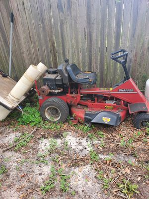 Riding Lawn mower for Sale in Tampa, FL