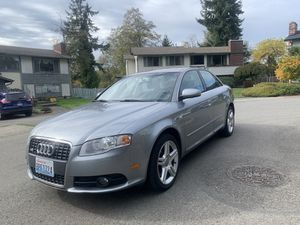 Audi A4 2008 s line for Sale in Federal Way, WA