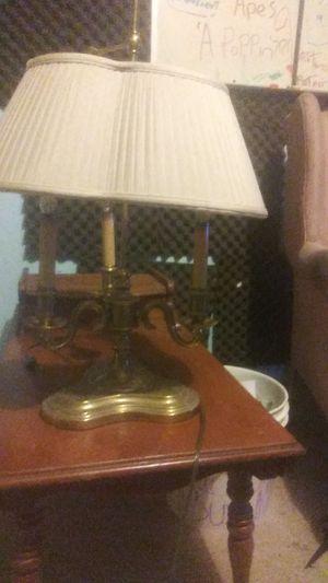 Antique desktop lamp for Sale in Columbus, OH