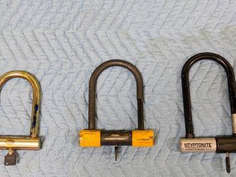 Bicycle 🚲 U Lock 🔒 for Sale in Compton,  CA