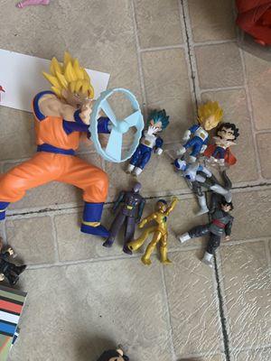 Dragonball Z figures lot for Sale in Orlando, FL