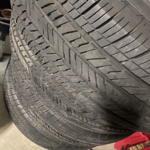 Original Jeep Wrangler sport wheels / Tires for Sale in San Marcos, CA