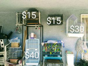Bird cages for Sale in Las Vegas, NV