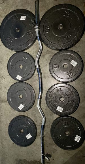Weight set for Sale in Kent, WA