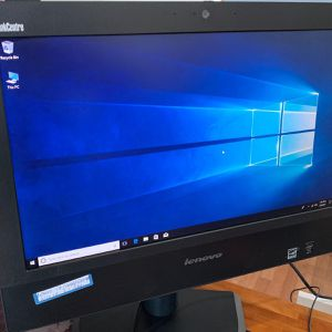 Lenovo ThinkCenter All in one Computer i7-4770s 8GB RAM 500GB hdd -Windows 10 -Fully Working!!!! for Sale in Villa Park, IL