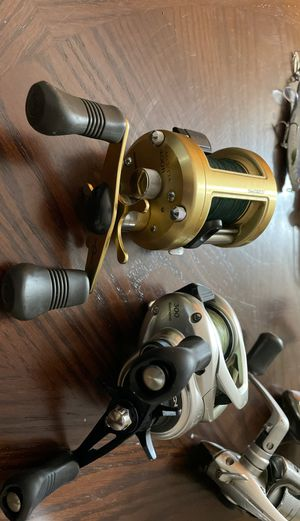 Fishing tackle/reels for Sale in Lombard, IL
