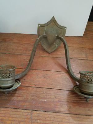 Antique brass candelabras for Sale in West Deptford, NJ