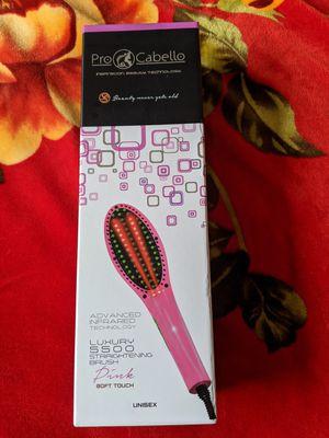 Hair Straightening Brush - New for Sale in Falls Church, VA