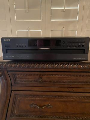 ONKYO COMPACT DISK CHANGER for Sale in Scottsdale, AZ