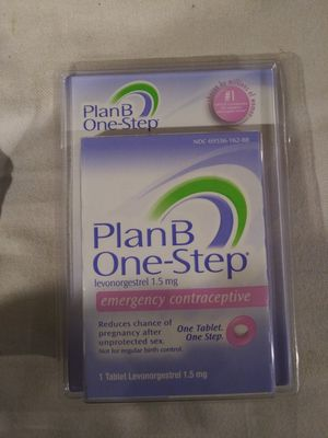 Plan B- one step emergency contraceptive for Sale in Los Angeles, CA