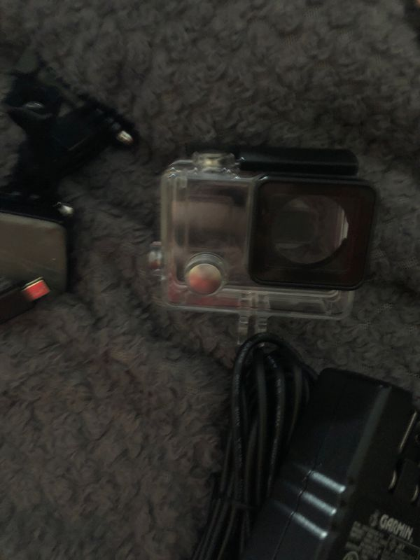 GoPro Hero 3+ Silver edition (never used)