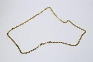 "14 KT Gold Beverly Hills 20"" Heart Kink Necklace for Sale in North Lauderdale, FL"