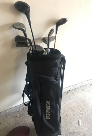 Youth golf club set for Sale in Houston, TX