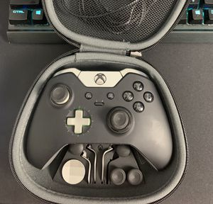 Xbox One elite controller for Sale in Normandy Park, WA