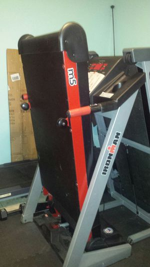 Treadmill workout equipment for Sale in Vancouver, WA