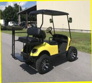 YOUR BEST CHOICE US Golf Cart.$1000.OO for Sale in Salina, KS