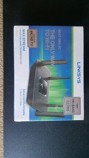 Linksys WiFi router for Sale in Hemet, CA