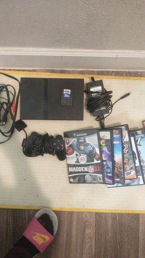 Ps2 Console & Games for Sale in Mesa, AZ
